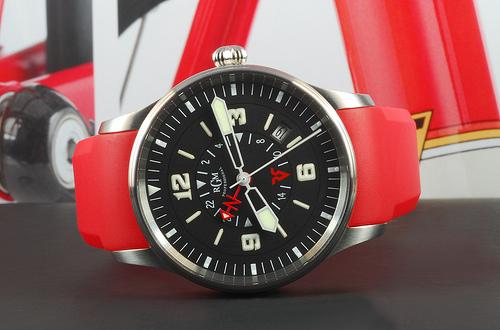 RGM Watches North Pointer GMT