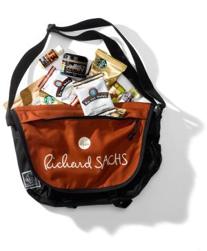 RSCX Team Courier Bag